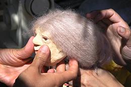 Puppenspieltherapie